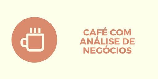 #15 Café com Análise de Negócios