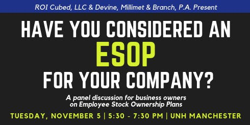 Have You Considered an ESOP for Your Company?