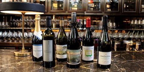 Wine Tasting: Treasured Wines from Islands around the World tickets