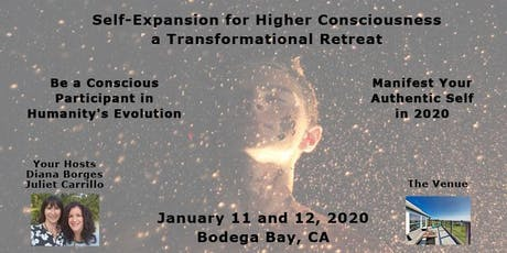 Self-Expansion for Higher Consciousness - a Transformational Retreat tickets