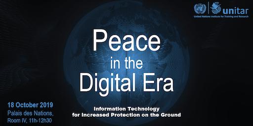 Peace in the Digital Era