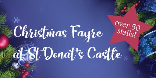 Christmas Fayre at St Donat's Castle, UWC Atlantic