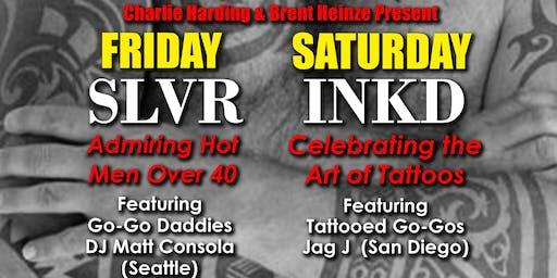 SLVR : Palm Springs PRIDE FRIDAY Nov 1st