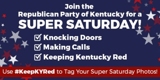 RPK and JCRP Super Saturday featuring Auditor Mike Harmon