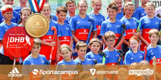 "DHB Olympic Camp ""Gold"" // Limburg // Ostern // Feldsaison"