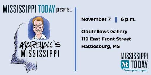 Marshall's Mississippi: Hattiesburg