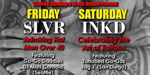 INKD : Palm Springs PRIDE Saturday Nov 2nd