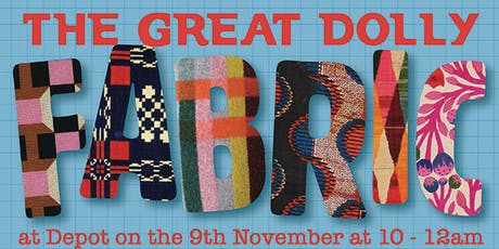 The Great DOLLY Fabric Swap tickets