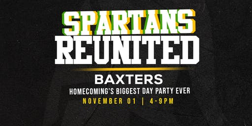 Spartans Reunited