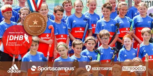 "DHB Olympic Camp ""Bronze"" // Limburg // Ostern // Feldsaison"