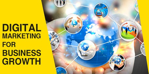 How Digital Marketing Can Help a Business Grow Faster?(Limited Seat Available)