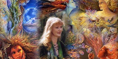 The Fantasy Art of Josephine Wall Museum Exhibition tickets