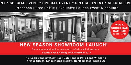 NuLook and ParkLane New Season Showroom Launch