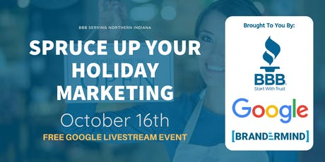Spruce Up Your Holiday Marketing Plan tickets