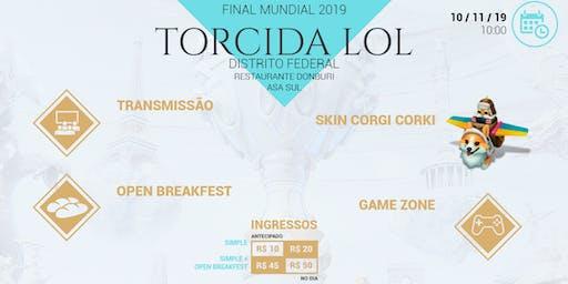 Torcida LOL - Distrito Federal | Final Mundial