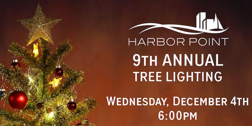 Harbor Point 9th Annual Tree Lighting