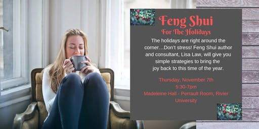 Feng Shui For the Holidays