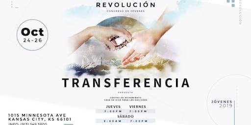 REVOLUCION 2019 - TRANSFERENCIA