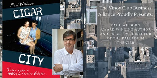 Vinoy Business Alliance - Featuring Paul Wilborn