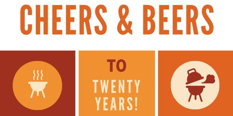 Cheers & Beers to 20 Years with First Friends of NJ & NY tickets