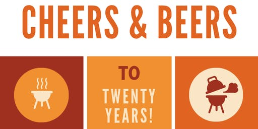 Cheers & Beers to 20 Years with First Friends of NJ & NY