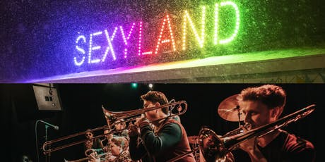 Waag 25: afterparty @Sexyland tickets