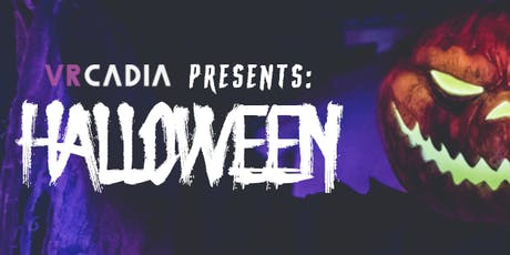 Halloween at VRcadia | 19+ tickets