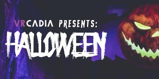 Halloween at VRcadia | 19+