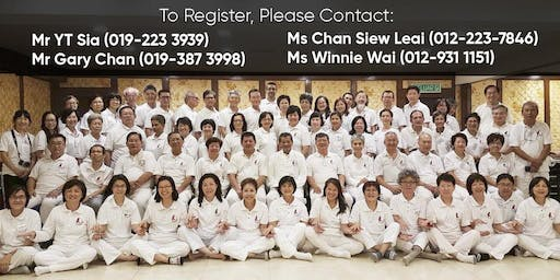 Qigong Self-Healing Workshop With Grandmaster Anthony Wee