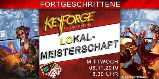 KeyForge Lokalmeisterschaft: Archont Solo-Turnier