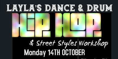Hip-Hop & Street Styles Workshops