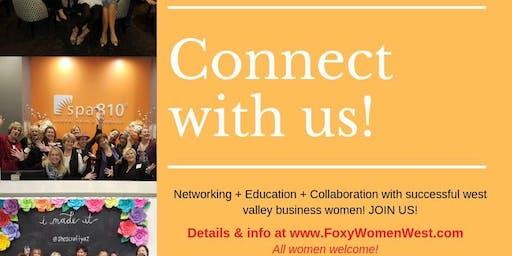 FOXY Women & Wine WEST