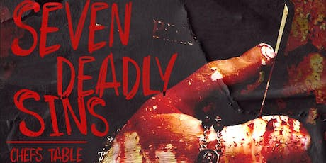 Seven Deadly Sin Culinary Collective tickets