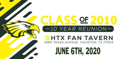 Cy Falls Class of 2010's 10 Year Reunion