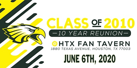 Cy Falls Class of 2010's 10 Year Reunion tickets