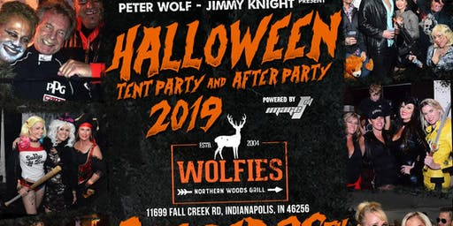 AUTOSPORTS DENTWERKS HALLOWEEN TENT PARTY 2019