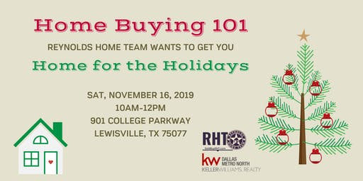 Reynolds Home Team with Keller Williams