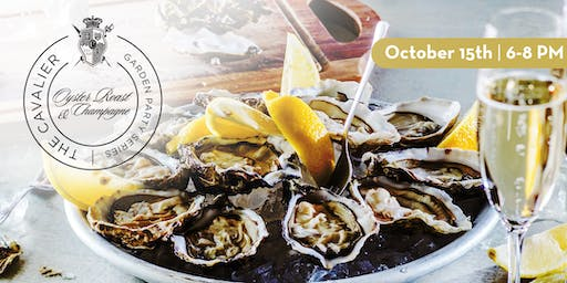 Oyster Roast & Champagne Tasting