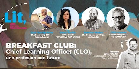 Breakfast Club: Chief Learning Officer: una profesión con futuro entradas