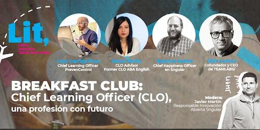Breakfast Club: Chief Learning Officer: una profesión con futuro