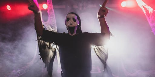 Buttoned Down Disco's Halloween Freakout!