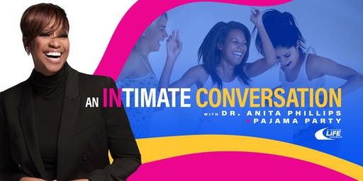 An Intimate Conversation with Dr Anita Phillips