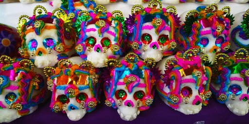 Sugar Skull Making Workshop