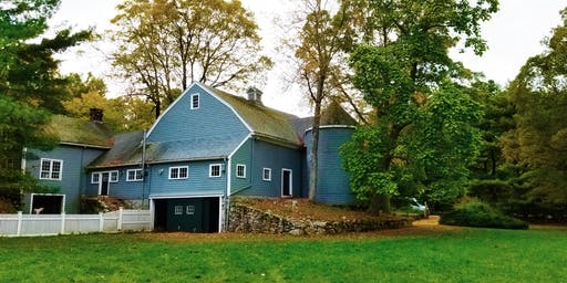 Medfield Barn Party Emceed by WCVB Channel 5 News Anchor Ben Simmoneau