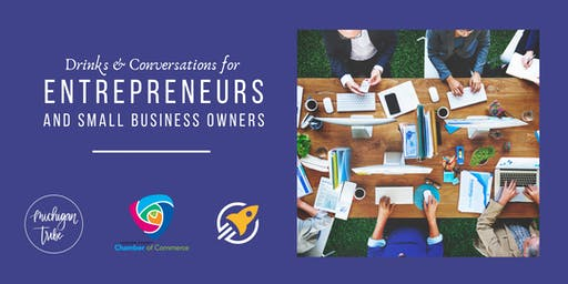 Drinks & Conversations for Entrepreneurs