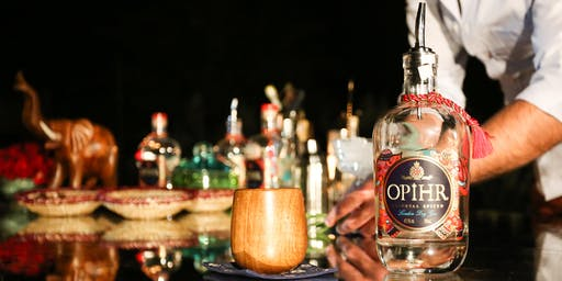 Join OPIHR Gin's Intrepid Expedition At London Cocktail Week