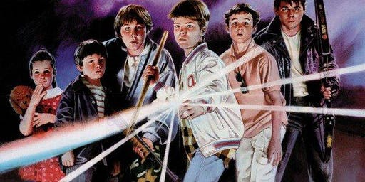 Scripts Gone Wild presents THE MONSTER SQUAD