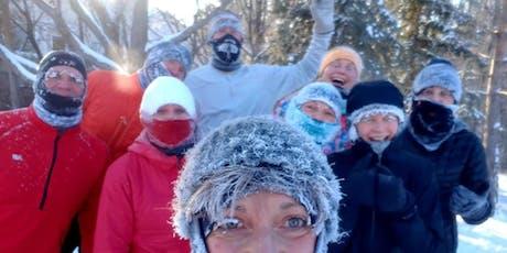 Winter Trail Running Clinic tickets