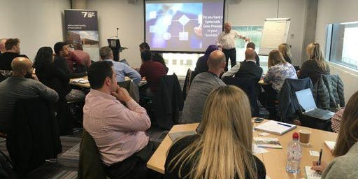 Developing the Sales and Marketing Engine of your Business - MASTERCLASS - 22 November 2019