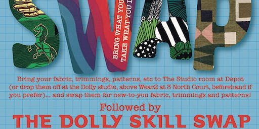 The DOLLY Sewing Skill Swap